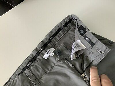 Hugo Boss Boys Slim Fit Jeans, Size Age 8 Years, 126. M, Grey, VGC 5