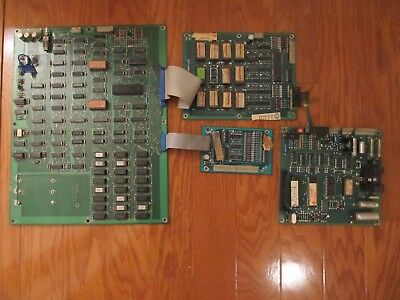 William's Defender arcade game board set repair service 3