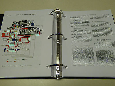 case w14 articulated loader service manual repair shop book new with rh picclick com