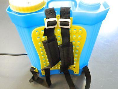 Backpack Weed Garden Sprayer Knapsack 16 Litre 12v 240v  Battery Cordless Spray 3