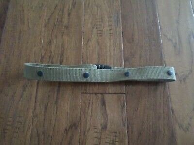 Wwii Marine Corps Usmc Demolition Belt Or M1 Carbine Clip Pouch Belt 5 Snap 4