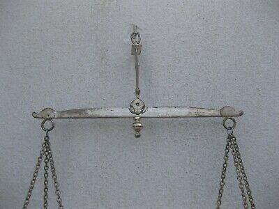 antigua balanza para el pesado de azafrán 2