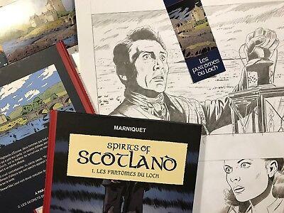 MARNIQUET: SPIRITS OF SCOTLAND/ Les fantômes du loch 8