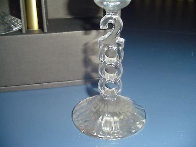 Cristal d'Arques Millennium 2000 Candle Holders