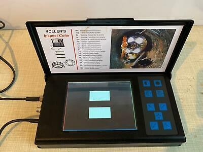 Roller's inspection camera Extender and display 9