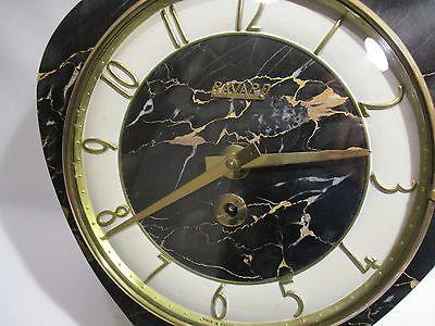 Antique Pendulum Clock Mecanique Bayard Vintage Clock Pendulum Orologio 7