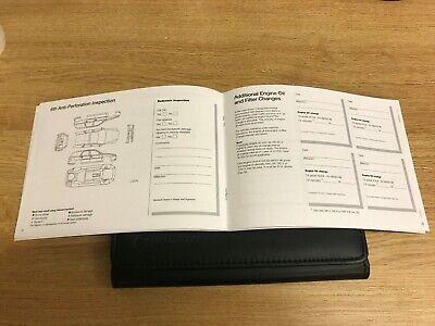 Service Book Car History Handbook Blank Vauxhall Corsa Astra Insignia Zafira