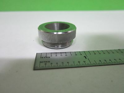 Microscope Pièce Objective Rolyn Allemagne 5X Optiques Tel Quel Bin #V1-16 2
