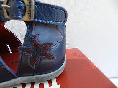 Catimini Carat Sandales Chaussures Enfant Fille 18 Montantes Bébé Bootie UK2 New 5