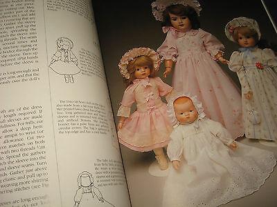 ANTIQUE VINTAGE DOLLS Clothes Sewing Patterns Gotz Sasha Bisque Baby ...
