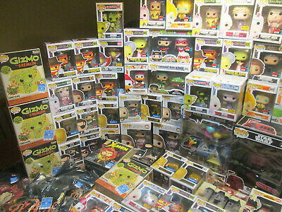 Funko Pop Nycc 2019 Fall Convention Exclusive Shared Target Complete Collection 4