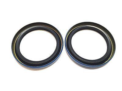 "New GREASE SEALS Double Lip 1.5/"" x 1.987/"" fits Trailer Hub Wheel 2000# Axle 2"