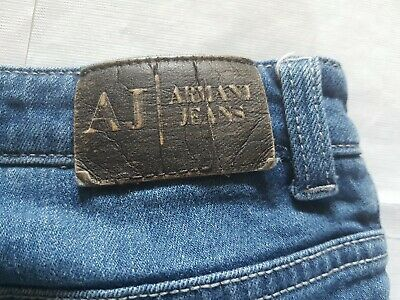ARMANI JUNIOR Boys  Blue Jeans, size 12A - 154cm  RRP £90 6