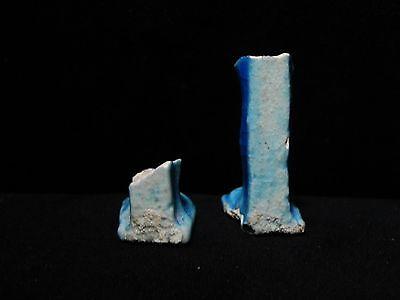 Zurqieh -Ancient Egypt - Two Ptolemaic Ushabti Legs, 300 B.c 3