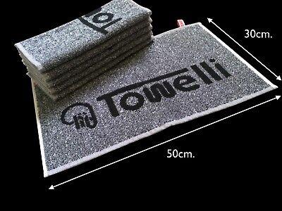 Bi-Color, TOWELLI Sports Gym Towel, 100%Cotton Jacquard, with New Colours 5
