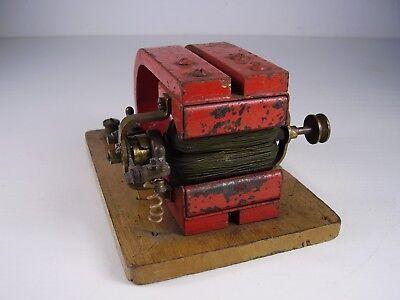Antiker Dampfmaschinen Dynamo - Motor vor 1945 3