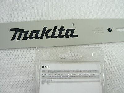 4 Sägeketten für MAKITA DUC353 Führungsschiene Schwert 35 cm