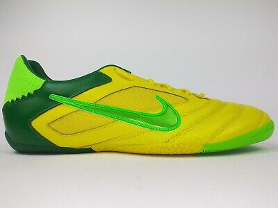 special sales new design outlet on sale NIKE MENS RARE Nike5 Elastico Pro 415121-733 Yellow Green Indoor ...