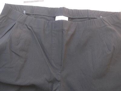 50 Longgröße Schwarz DeH 958 Sheego Bengalin Hose Gr