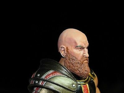 HEAD ONLY Mythic Legion Four Horsemen Custom Painted One Off HEAD ONLY