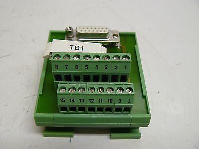 VARIOFACE FLKM-d15 SUB//B Phoenix Contact 2281199 interface Nouveau neuf dans sa boîte avec 10 pièces