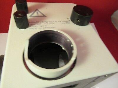 Pour Pièces Leitz 514662 Lampe Récipient Illuminateur Microscope 8