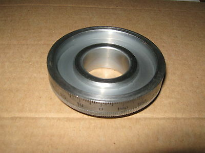 """Dial w/ 200 Graduations X and Y Travel for Bridgeport Milling Mill """"NEW 2"""