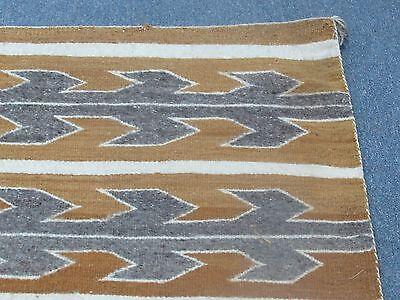 VINTAGE Navajo Blanket Rug Weaving