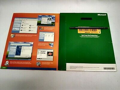 Microsoft Windows XP Home Edition Upgrade - Ver 2002 with Service Pack 2 2