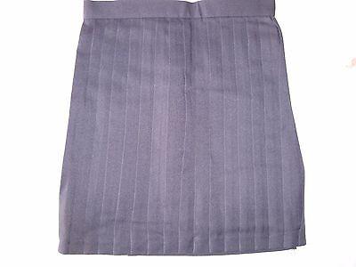 "GYMPHLEX 27 - 30"" Waist Girls/Ladies NAVY Gym Sports Skirt (kilt Style) - NEW! 3"