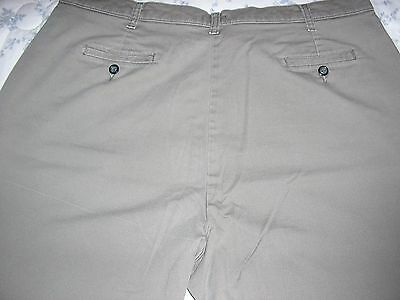 Lee At The Waist Light Brown Relaxed Fit Pants Jeans  22W Medium 3