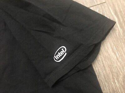 AMAZON Web Services AWS:re:PLAY Intel Medium Shirt Used 5