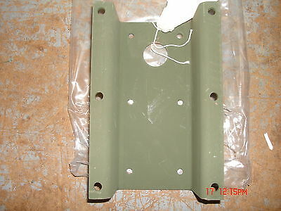 Mounting Bracket for Radio on Military Vehicle PN 10908626