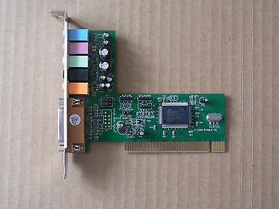 FC-8738-6C SOUND CARD WINDOWS 7 64 DRIVER