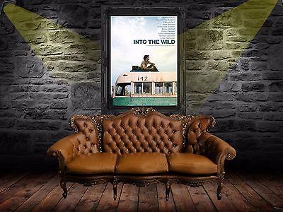 Into the Wild 2007 Movie Poster Serie A0-A1-A2-A3-A4-A5-A6-MAXI 361