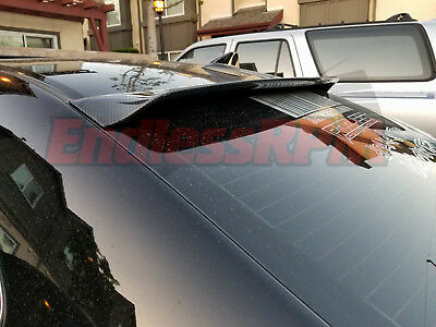 Primed ready to paint - 2009-2014 Acura TSX CU2 DuckLip Trunk Spoiler Lip