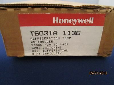 T991A 1194 HONEYWELL Remote Proportional Temperature Controller  T915A T915C