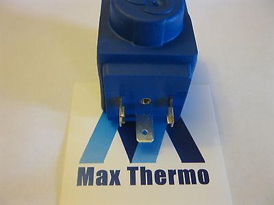 230 volt HF2 CASTEL SOLENOID VALVE COIL 9300/RA6 REPLACE HM2 9100/RA6 3