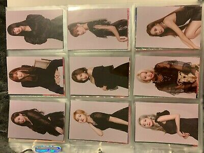 TWICE - TWICELIGHTS World Tour - Official Trading Card - Photocard 9