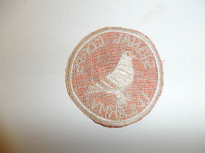 b1679 WW 2 US Army Signal Corps Pigeon patch R9A