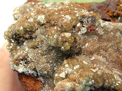 """Minerales """" Fabulosos Cristales De Adamita De Mina Ojuela Mejico  -  6A14 """" 5"""