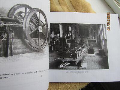 Foos 1903 Gas and Gasoline Engine Catalog #10 Springfield Ohio Super Rare!! 5