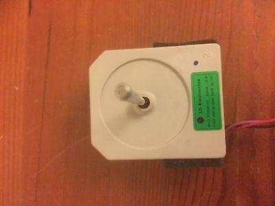 LG SIDE BY SIDE DOOR FRIDGE EVAPORATOR Freezer) FAN MOTOR 13VDC 4681JB1029A 0535 6