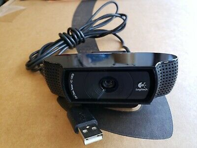 Used  Logitech C920 HD Pro Webcam 2