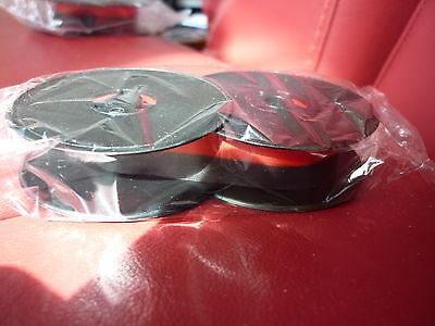Olivetti machine à écrire  NEUF écriture noir et rouge, existe en tout noir 2
