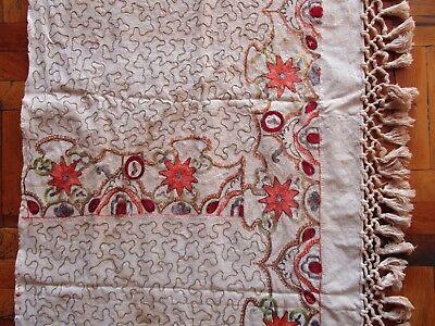 Ottoman Empire, Islamic Veil, 18th Century, Sarmas, Hand Embroidery, Puglia, RRR 8