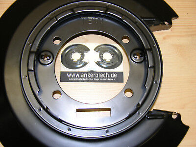 left rear brake backing plate *NEW* for Vauxhall Calibra anchor plate back cover 3