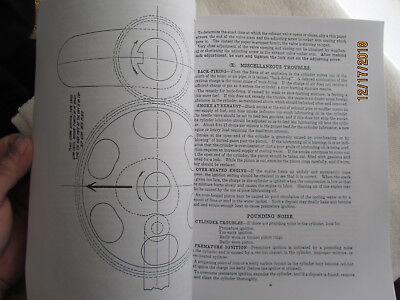 Root & VanDerVoort  1HP & Larger Horizontal Hit & Miss Engine Instruction Manual 4