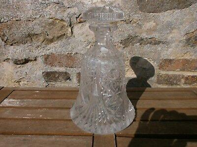carafe en  cristal de boheme 5