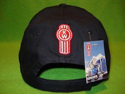 THE WORLD/'S BEST KENWORTH TRUCKER/'S CAP KENWORTH HAT FREE SHIP IN USA *